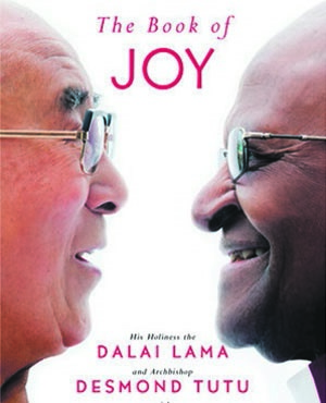 The Book of Joy will be available next month.