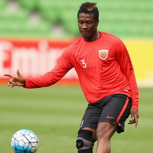 Asamoah Gyan (Getty Images)