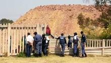 WATCH: Zama zamas trapped as Langlaagte rescue stalls