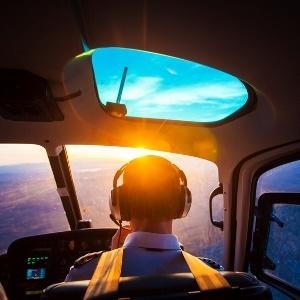Pilot with diabetes flies a plane