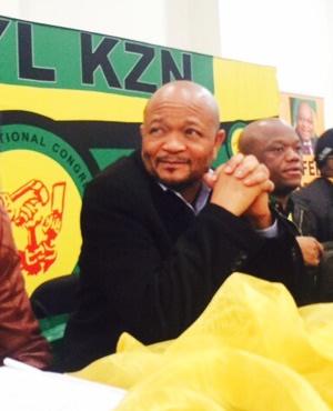 Provincial ANC chairperson Senzo Mchunu (Amanda Khoza, News24)