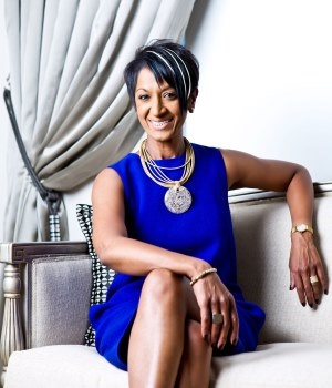 Kalyani Pillay, CEO of South African Banking Risk Information Centre. (Picture supplied).