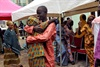 Rescued Chibok girls reunite with family