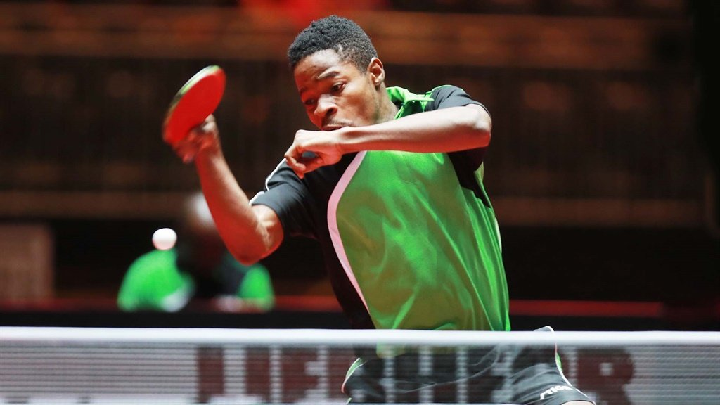 omotayo table tennis