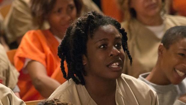 "Susan ""Crazy Eyes"" Warren from Orange Is The New Black"