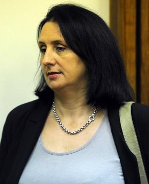 Estate agent Vicki Momberg (Felix Dlangamandla/Netwerk24)