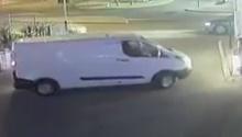 TRENDING: CCTV footage shows robbers stealing a van in just 79 seconds