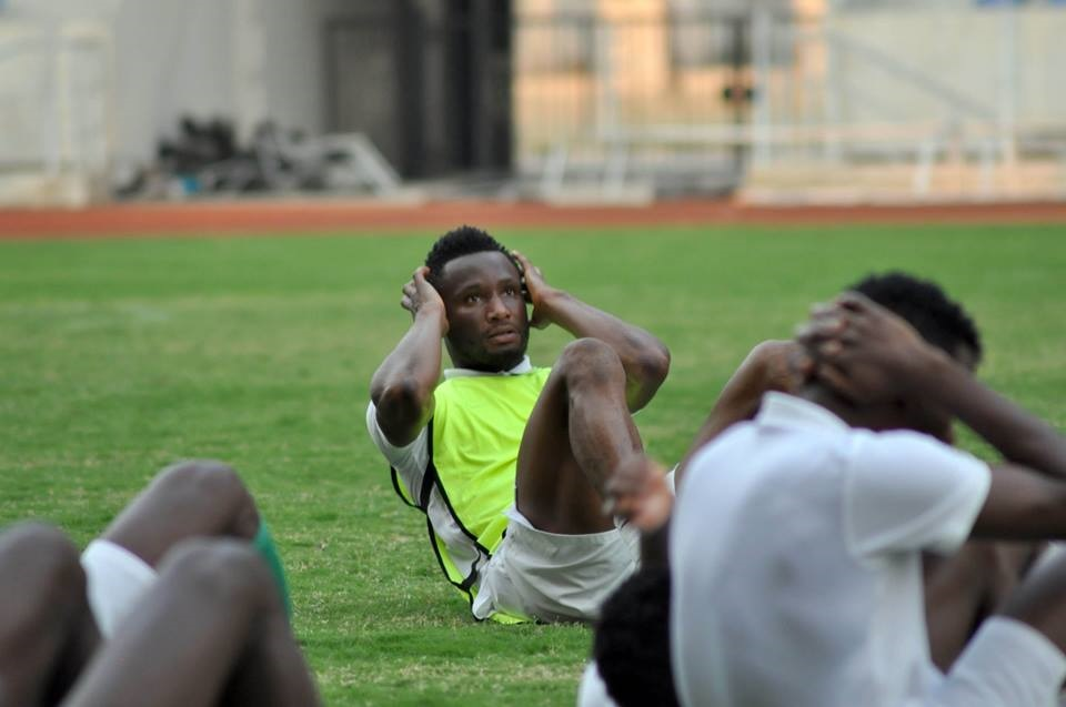 Mikel-Eagles