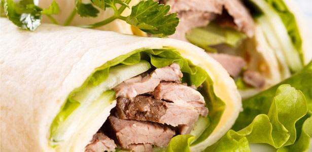 Recipes, food24, meals, light meals,wraps
