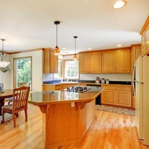 Open-plan kitchens make you hungrier