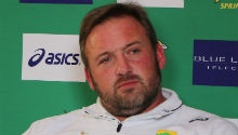 We've looked at ourselves really harshly - Bok coach