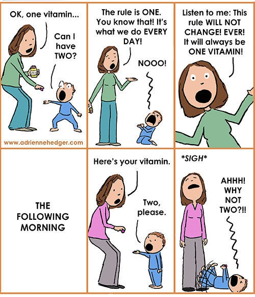 12 hilarious comics about parenting parent24