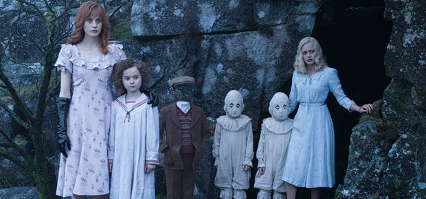 A scene in Miss Peregrine's Home for Peculiar Children. (NuMetro)