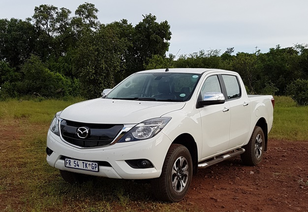 Mazda S Refreshed Bt 50 A Premium Alternative Bakkie Wheels24