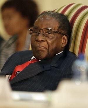 Robert Mugabe (File: AP)