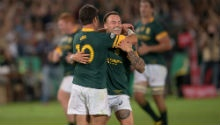 Boks likely to use similar 'gritty' approach against All Blacks - S24