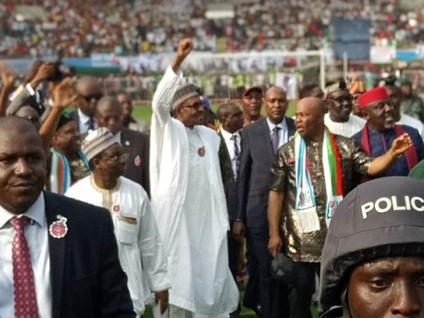 Buhari flags off campaign