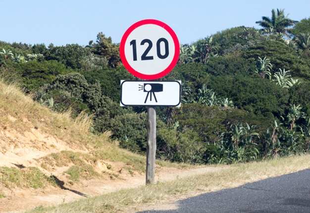 Speed signs in SA: Here's all you need to know | Wheels24