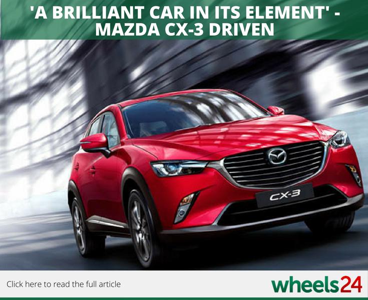 A Brilliant Car In Its Element Mazda Cx 3 Driven Wheels24