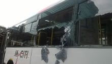 WATCH: Passenger describes moment of triple MyCiti bus crash