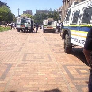 Wits campus.
