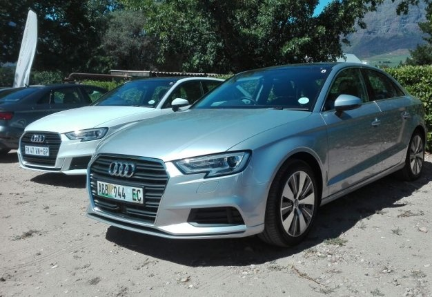 Refreshed Audi A3 Arrives In Sa Pics Details Prices Wheels24