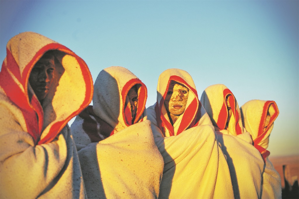 The Eastern Cape in known for high number of initiation-related deaths. Picture: Leon Sadiki/City Press