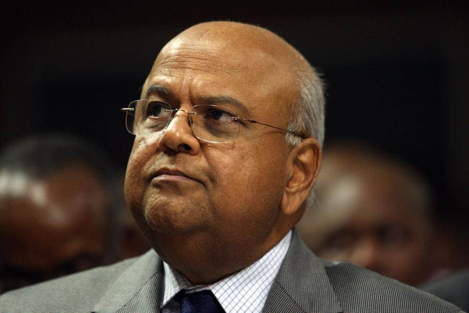 Finance Minister Pravin Gordhan. Picture: Lucky Nxumalo
