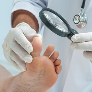 Global warming could lead to an increase in fungal infections.
