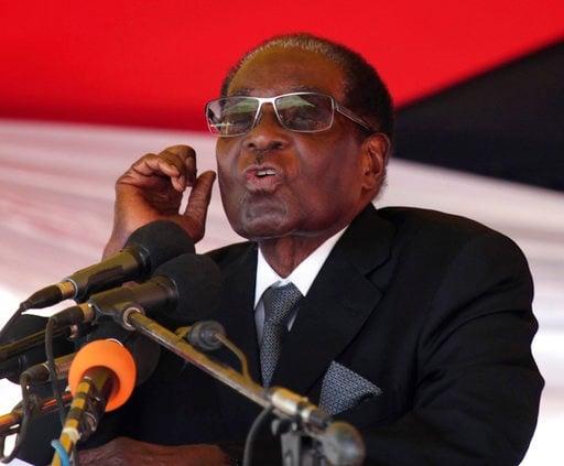 AS IT HAPPENED: Mnangagwa 'helped map post-Mugabe #Zimbabwe