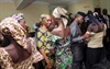 Freed Chibok girls meet the Vice President