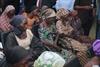 21 rescued Chibok girls meet  Vice President