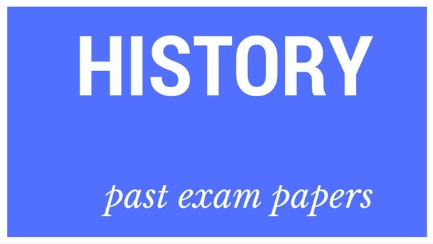 Past matric exam papers: History | Parent24