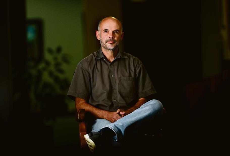 Francois Smith, deesdae lektor in Afrikaans en Ned