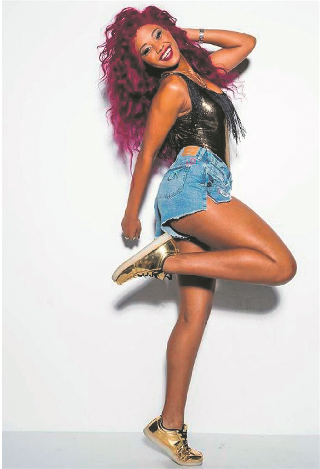 Babes wodumo shed tears daily sun for S and m pictures