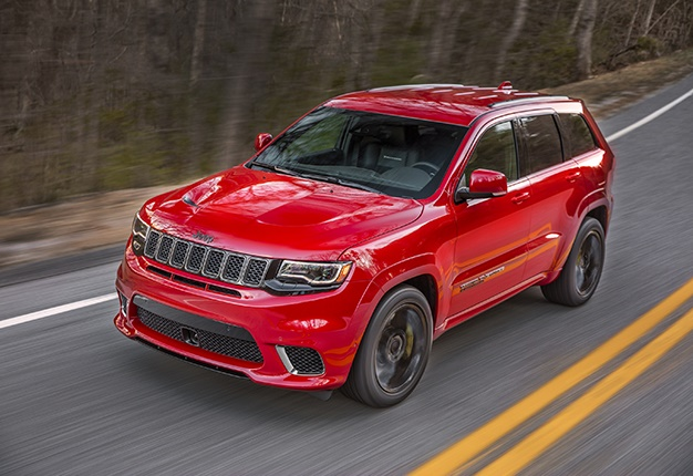 f0c9e51c4f9aa WATCH: Most powerful SUV yet - the 522kW Jeep Grand Cherokee ...