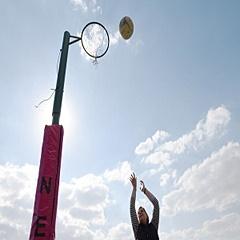 Proteas netball coach Elsie Jordaan. (Elizabeth Sejake)
