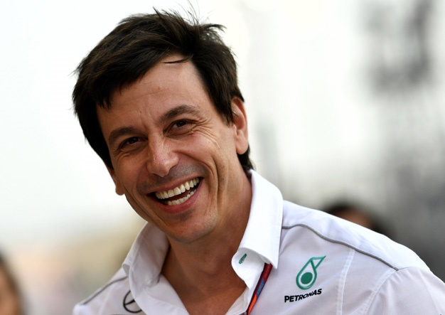 Toto Wolff. Image: AFP / Andrej Isakovic