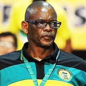 ANC secretary general Ace Magashule. (Elizabeth Sejake, City Press)