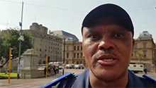 We might declare the march illegal - Tshwane police