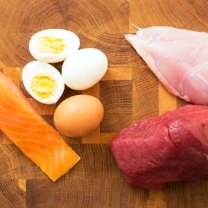 Meat and eggs – iStock