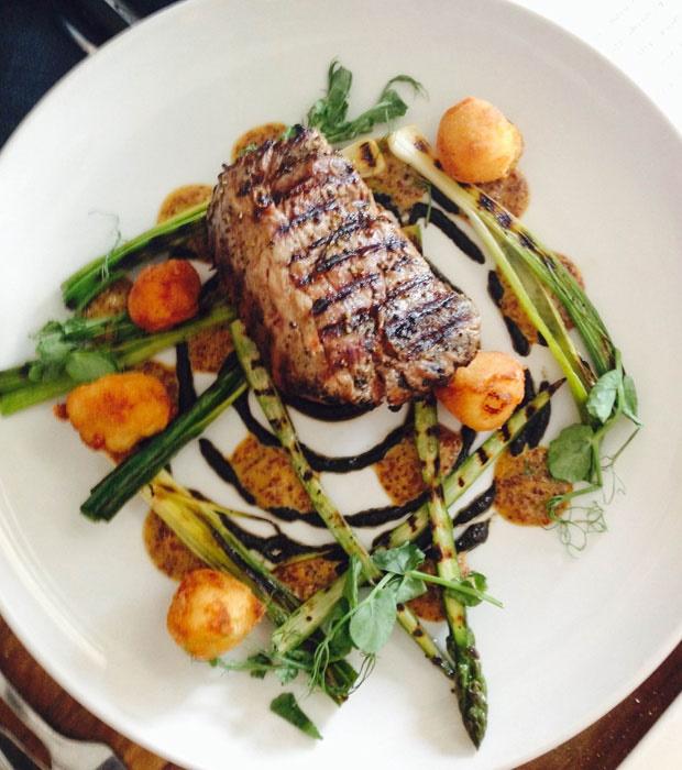 restaurant, Johanessburg, spring, summer, menu, fo