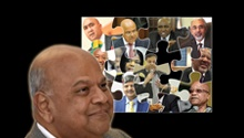 WATCH: Gordhan fighting state capture amid Sars wars