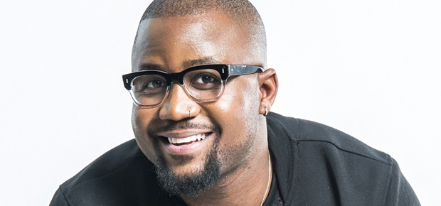 Cassper Nyovest on E! VIP. (Photo supplied)