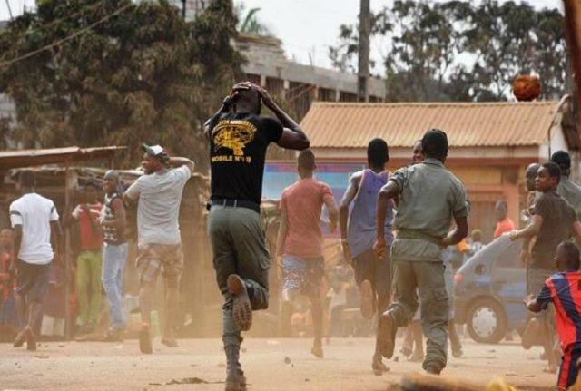 Gunmen Raid Polling Unit In Benue