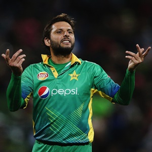 Shahid Afridi (Getty Images)