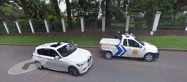 See It All Google Street View Captures Live Joburg Armed Robbery