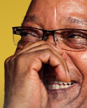 President Jacob Zuma (File, AP)