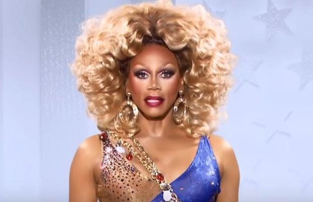 RuPaul in 'RuPaul's Drag Race.'