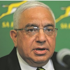 SA Rugby president Mark Alexander says the SA Rugby Union is open to private funding.
